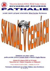"""Divadlo """"Skandál v Čechách"""""""